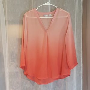 Medium size blouse